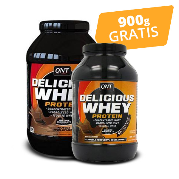 QNT Delicious Whey (2200 g)