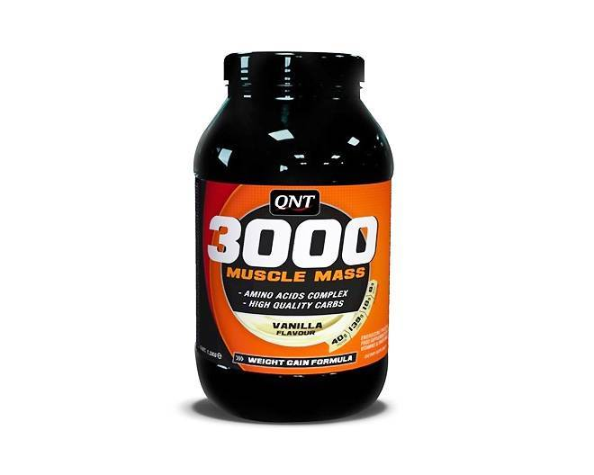 QNT Muscle Mass 3000 (4500 g)